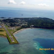 aeroport Mayotte