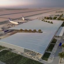 Aéroport de Gassim - Arabie Saoudite