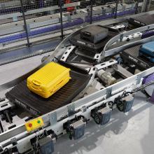 BTS, une solution modulaire pour le transport rapide et efficace des bagages