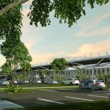 Aéroport Roland Garros, La Réunion