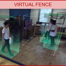 Espace Virtuel de sécurité en 3D temps réel