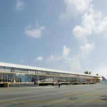 Aéroport de Saint kitt