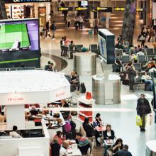 VINCI Airports a contribué à la croissance exceptionnelle des aéroports portugais en développant le trafic et via un projet de renouvellement des zones commerciales de Lisbonne, Faro, Funchal et Porto