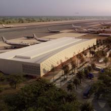 Aéroport de Ouagadougou, Burkina Faso