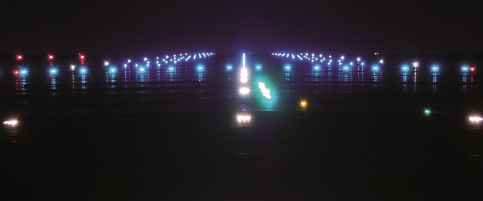 airfileld lighting