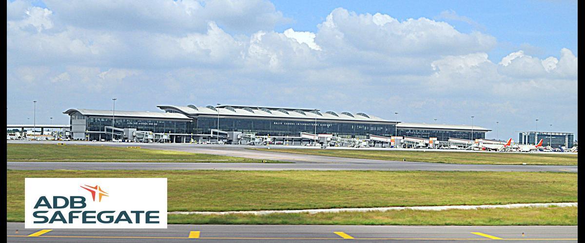 ADB Safegate at Rajiv Gandhi International Airport