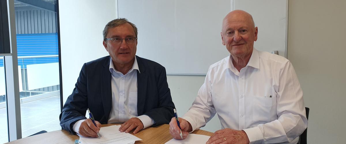 Ken Steven & Pierre Marolle