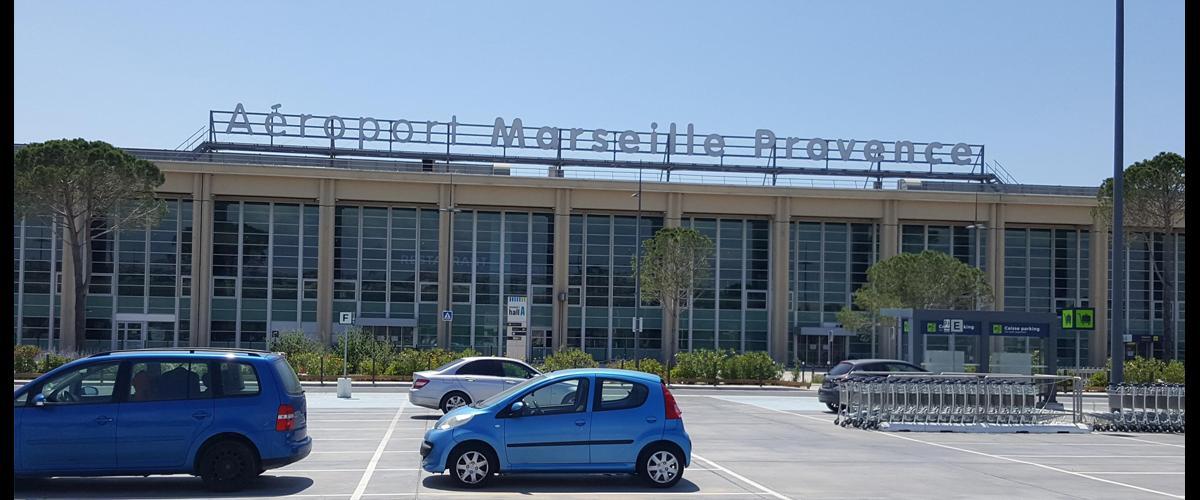 alstef at Marseille airport
